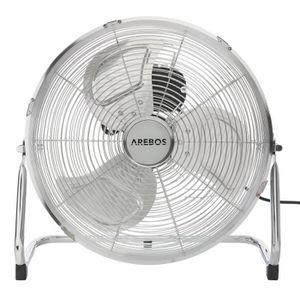 VENTILATEUR Ventilateur de sol d'Arebos Ventilateur souffleur