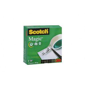 RUBAN ADHÉSIF Scotch magic 810 ruban adhésif m8101910 acétate de