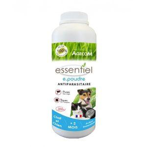 ANTIPARASITAIRE Antiparasitaire Essential poudre pour chien et cha