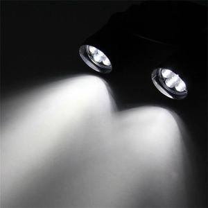 LAMPADAIRE Projecteur Solaire 14 LED PIR Detecteur de mouveme