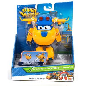 FIGURINE - PERSONNAGE SUPER WINGS Figurines Transformables Articulées Tr