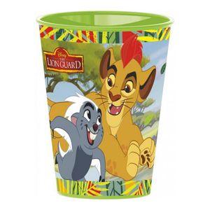 VERRE JETABLE Gobelet Le Roi Lion plastique enfant