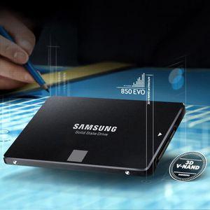 DISQUE DUR SSD Samsung 860 EVO 1T 2.5-Inch SATA III 3.0 6Gbp/s In