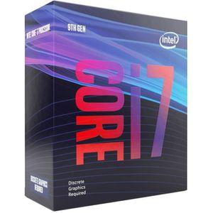 PROCESSEUR Intel Core i7-9700F (3.0 GHz / 4.7 GHz) - Processe