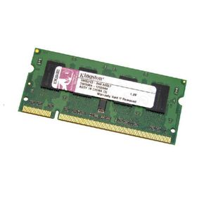 MÉMOIRE RAM 512Mo RAM PC Portable SODIMM KINGSTON KAC-MEME-512