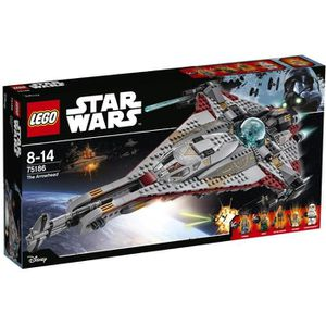 ASSEMBLAGE CONSTRUCTION LEGO® Star Wars 75186 The Arrowhead