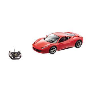 VOITURE - CAMION MONDO Voiture Télécommandée Ferrari 458 Italia - R