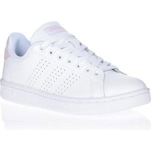 sneaker adidas blanc