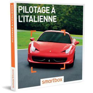 COFFRET SPORT - LOISIRS Coffret cadeau - Pilotage à l'italienne - Smartbox