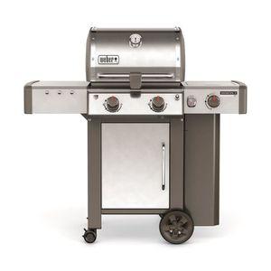 BARBECUE WEBER Barbecue à gaz Genesis II LX GBS S-240 - Fon