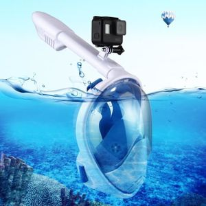 MASQUE DE PLONGÉE Masque de plongée GoPro 260mm Tube Sports nautique