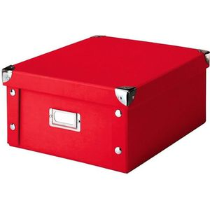 BOITE DE RANGEMENT Boîte de rangement Zeller, carton, 14 cm de hauteu