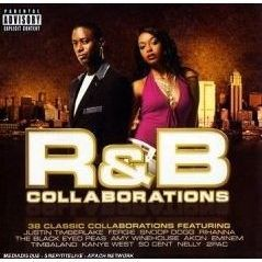 CD COMPILATION R&B COLLABORATIONS