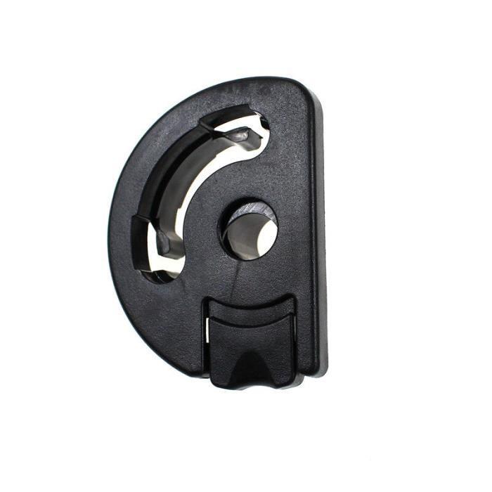 support d'accoudoir avant gauche droit, ajustement de siège, accoudoir en plastique, pour Peugeot 307, Picasso Triumph [D88B2F3]