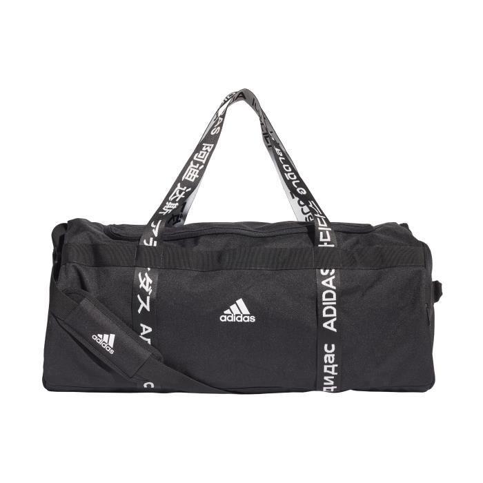 Sac de sport adidas 4Athlts L - noir/noir/blanc - TU