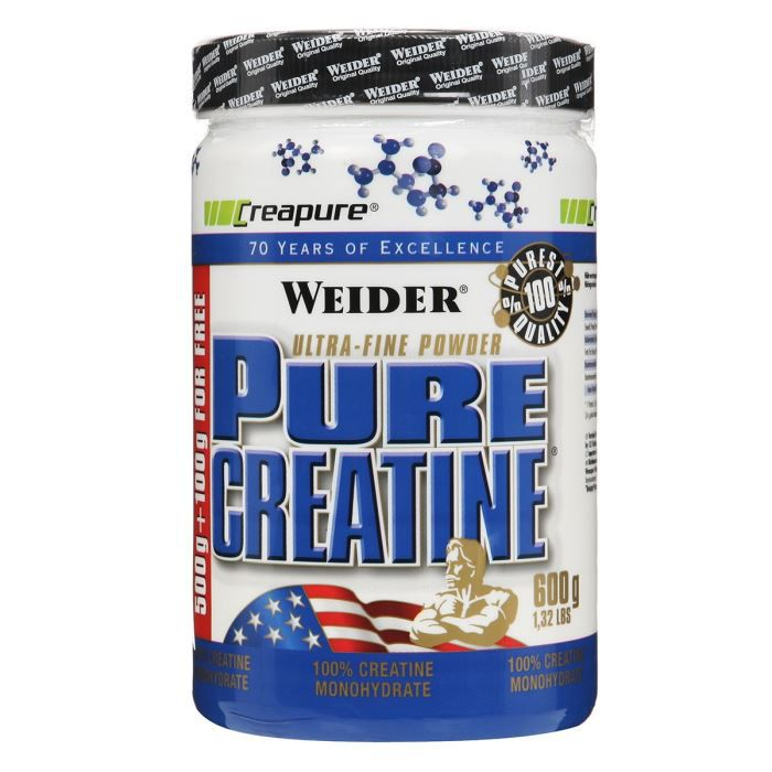 PURE CREATINE 600 g NTT