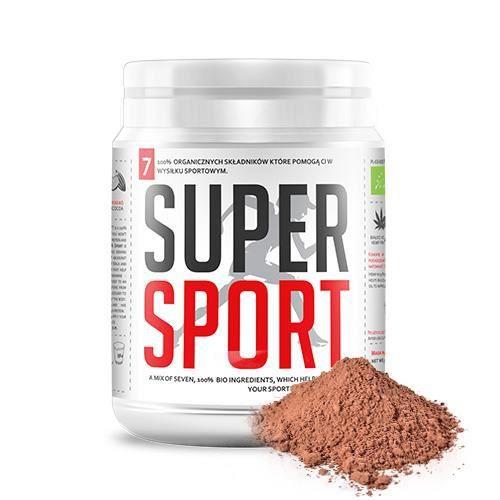 Bio Mix Super Sport - Riche en protéines végétales - Améliore l'effort