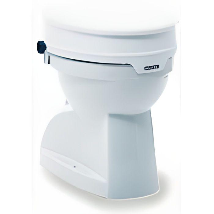 Rehausseur de toilettes avec couvercle Aquatec AT90