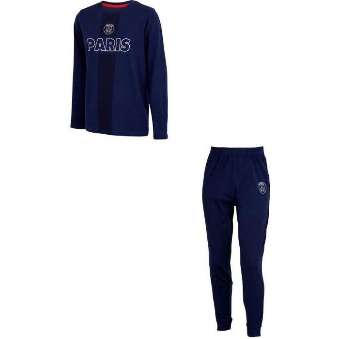 Pyjama enfant PSG - Collection officielle PARIS SAINT GERMAIN