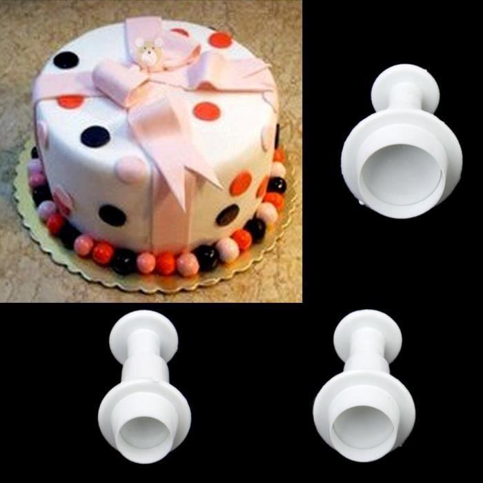 Diverses Tailles Sphère gâteau factice