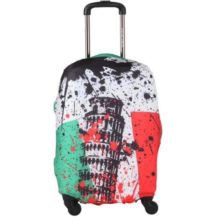Housse a valise extensible taille m italia achat for Housse valise