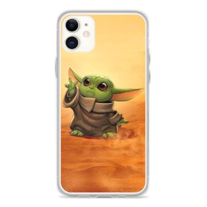 Coque iphone 6s yoda
