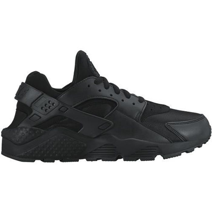 basket nike air huarache run noir achat vente basket cdiscount. Black Bedroom Furniture Sets. Home Design Ideas