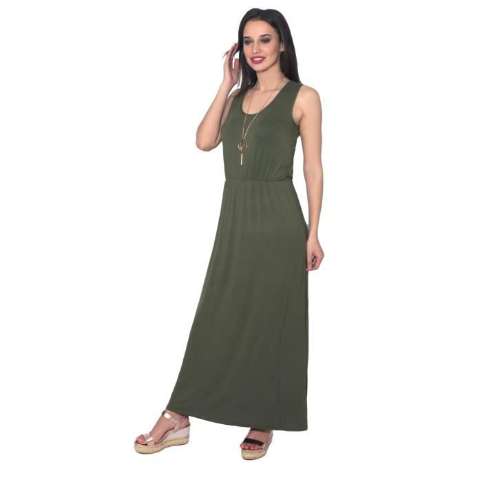 Robe Longue Femme Pas Cher Mode Grandes Tailles