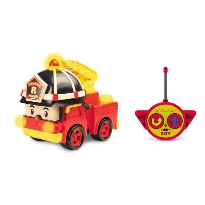 Object moved - Jeux robocar poli ...