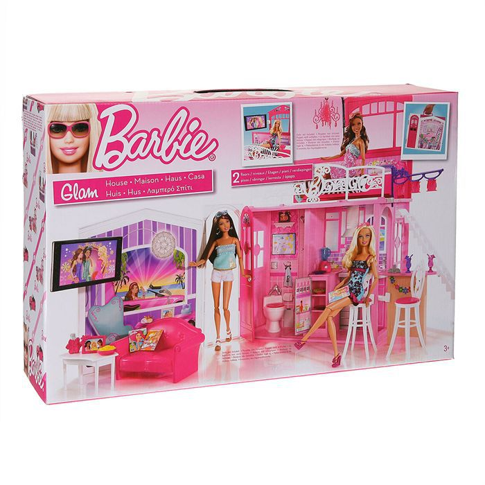 Object moved for Barbie chien piscine