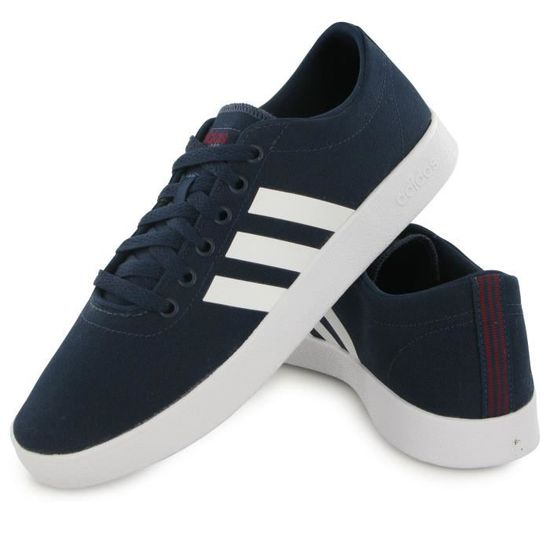 timeless design 1f163 c210d Adidas Neo Easy Vulc 2.0 bleu, baskets mode homme Bleu Bleu - Achat   Vente  basket - French Days dès le 26 avril ! Cdiscount