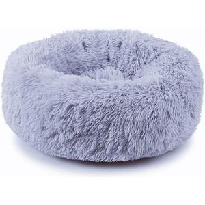 KIT HABITAT - COUCHAGE Couchage Panier Chien Chat Corbeille Coussin Rond