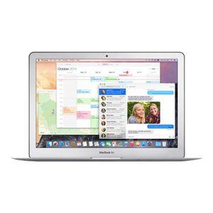 ORDINATEUR PORTABLE Apple MacBook Air Core i5 1.6 GHz OS X 10.11 El Ca