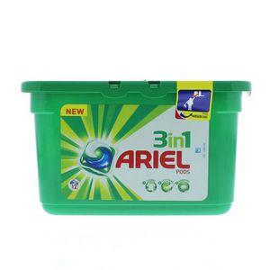 LESSIVE Ariel 3 EN 1 PODS Regular 12 Doses