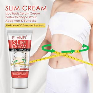 MINCEUR - CELLULITE Body Gel Minceur Fat Burning Crème perdre du poids