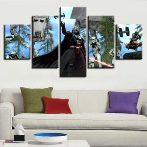 Star Wars Dark Vador Wall Art Vinyl Autocollant Large S01 Enfants Décoration