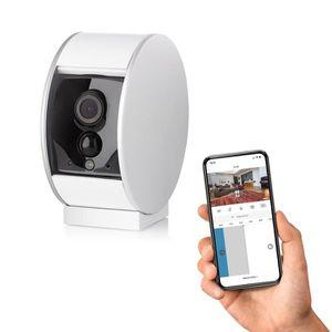 CAMÉRA ANALOGIQUE Camera intérieure Somfy Indoor Camera avec volet m