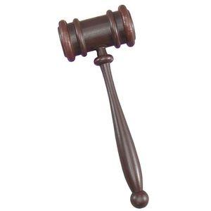 ACCESSOIRE DÉGUISEMENT Juges Gavel Prop Déguisements marteau