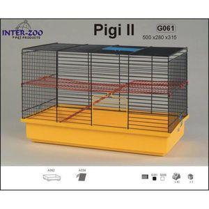 CAGE Cage Teddy Lux I. / Pinky 2 en Métal Pour la Guiné
