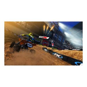 JEU PS4 MX vs. ATV Supercross Encore PlayStation 4 alleman