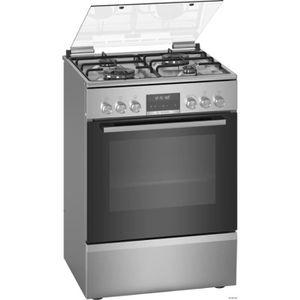 CUISINIÈRE - PIANO Cuisinière gaz Bosch HXS79RJ50 • Piano de cuisson