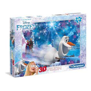 CASSE-TÊTE Disney 20603.2 - Puzzle 3d - La Reine Des Neiges -