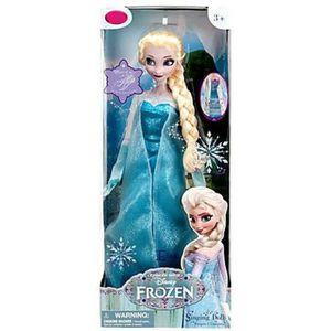 POUPÉE Disney poupée elsa qui chante la reine des neiges