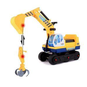 TRACTEUR - CHANTIER Tracteur d'Excavatrice pour enfant, vehicule de ch
