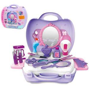 BRICOLAGE - ÉTABLI HUIXIN Maquillage Fille Enfants 2-4 Ans Jouets Kit