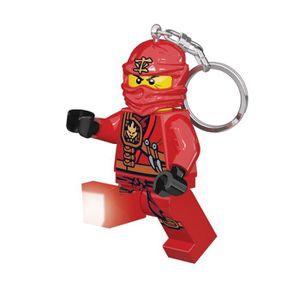 PORTE-CLÉS LEGO Ninjago Porte-clés LED Kai - Pieds lumineux e