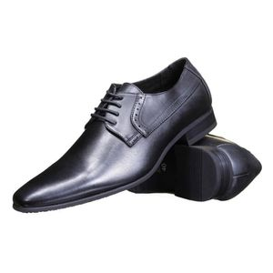 DERBY Chaussure Derbie Reservoir Shoes Yvan Black