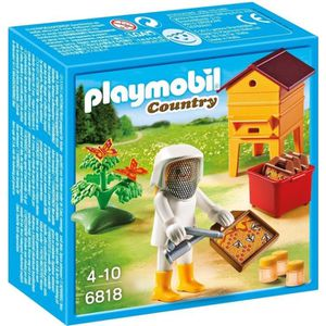 UNIVERS MINIATURE PLAYMOBIL 6818 Apicultrice