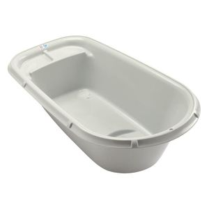 BAIGNOIRE  THERMOBABY Baignoire Luxe gris agate