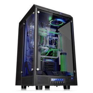 BOITIER PC  Boitier Thermaltake The Tower 900 Noir